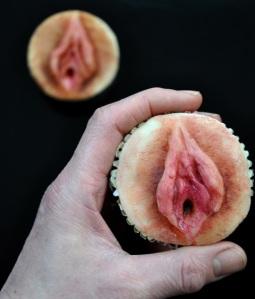 vagina cakes