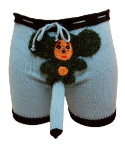 monkey underpants